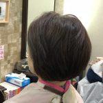 クセ毛のボブ‼︎毛先がまとまらない。
