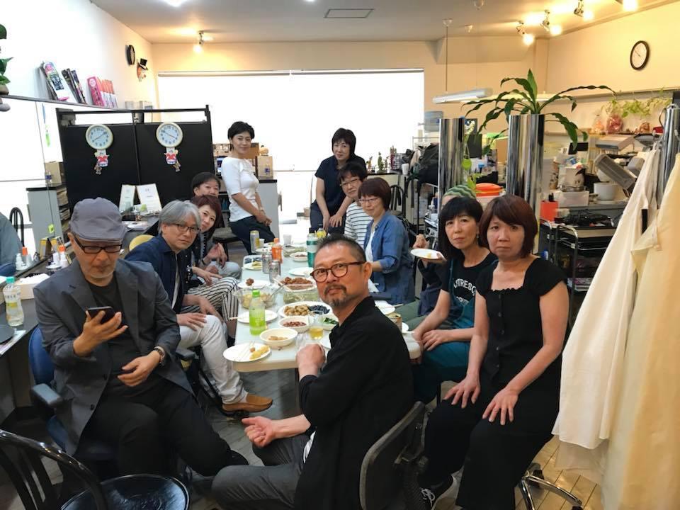 埼玉、蘇我、札幌キュビズムカット講習