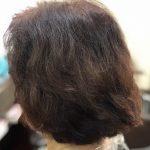 毛の量が多いくせ毛!広がらないブローレス髪型