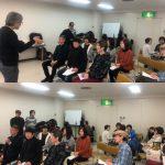 徳島、東京、札幌キュビズムカット講習会。