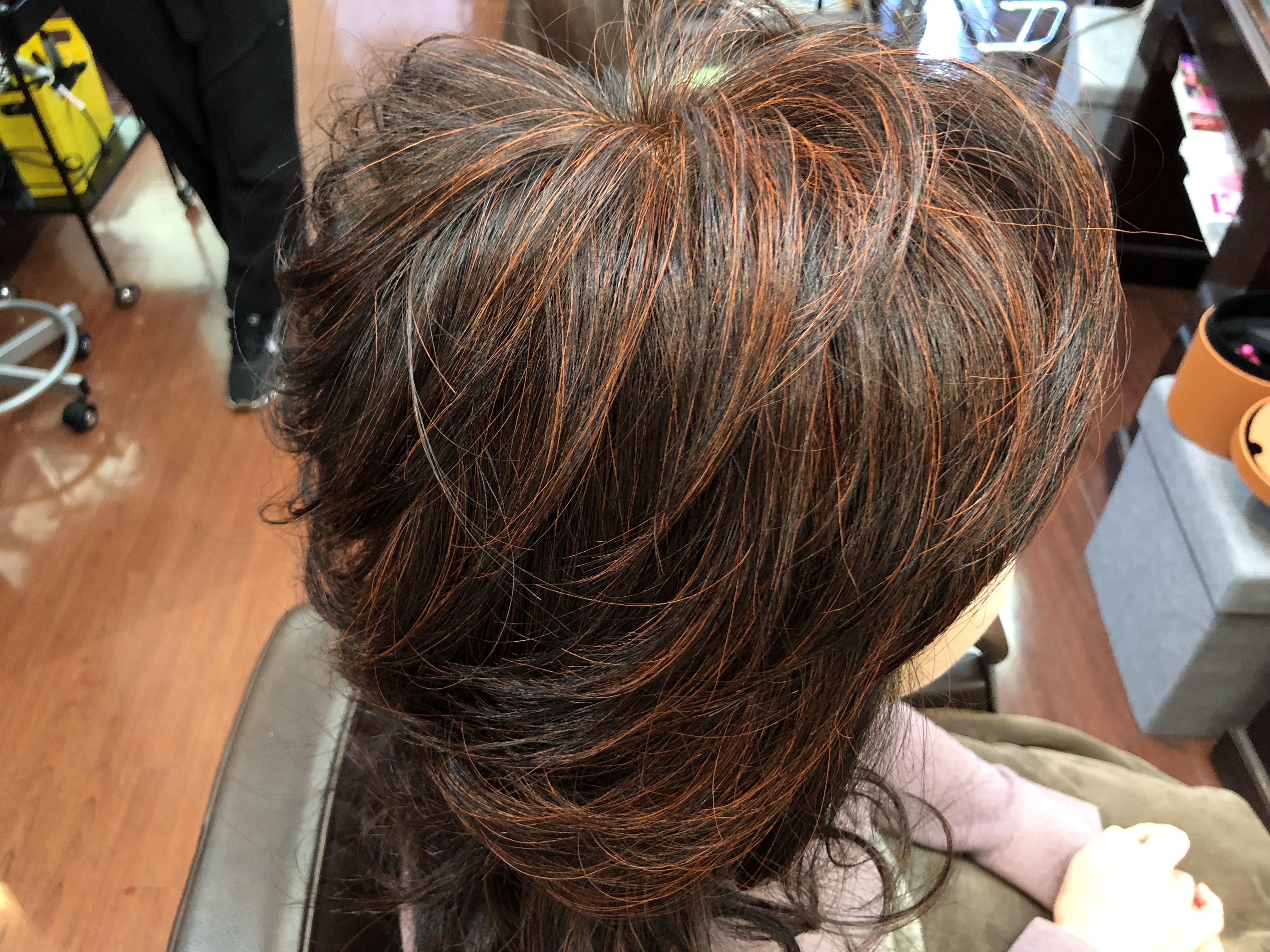 50代、カラーをこのまま続けるか でも頭皮と髪の10年後を心配と考えるなら・・