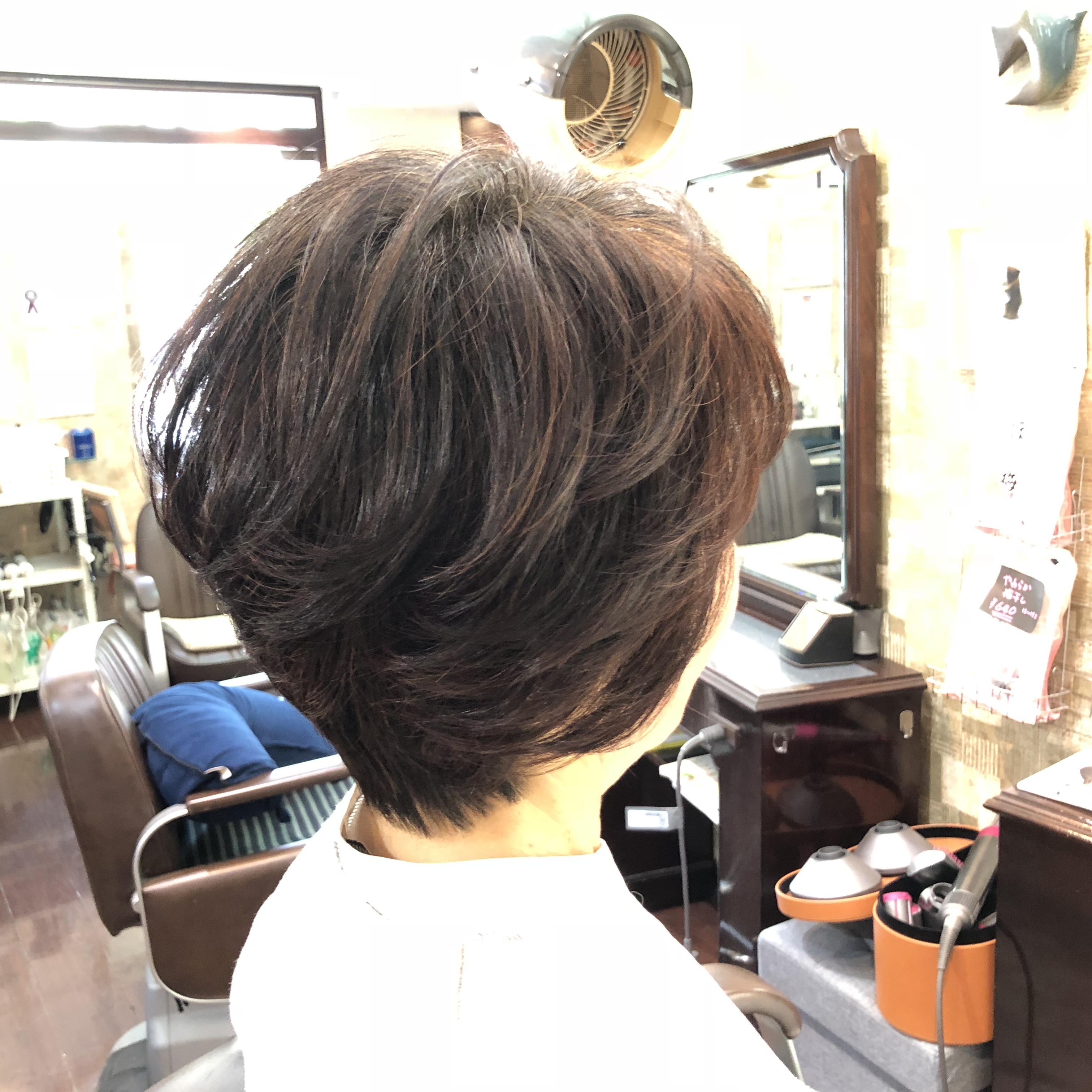 40代からのヘナ 白髪染、加齢で起こる頭皮や髪の悩みがあるなら!(沖縄RQヘナ)