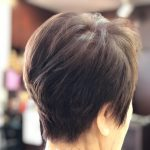 動画!髪のはえグセによる絶壁を解消するカット。