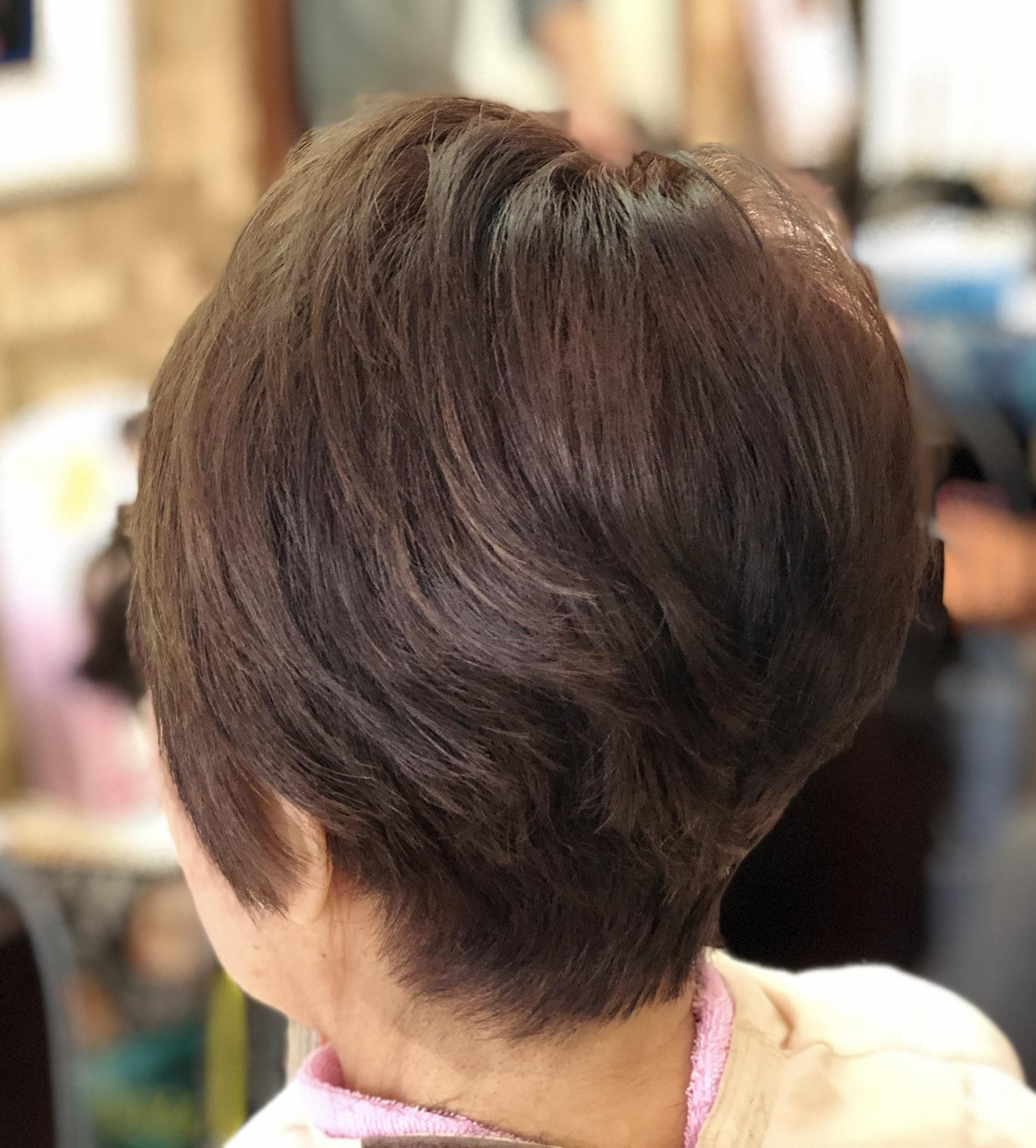 (動画)50代からの髪の悩み解決でスタイリングがとても簡単になる。