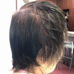 薄毛が気になる・・薄毛をカバーするヘアカット動画