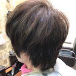 50・60代簡単スタイルカット動画(何もしなくてもキマる髪型)