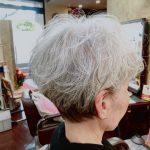 60代~ショートヘアはあなたの一番を引き出す玉手箱
