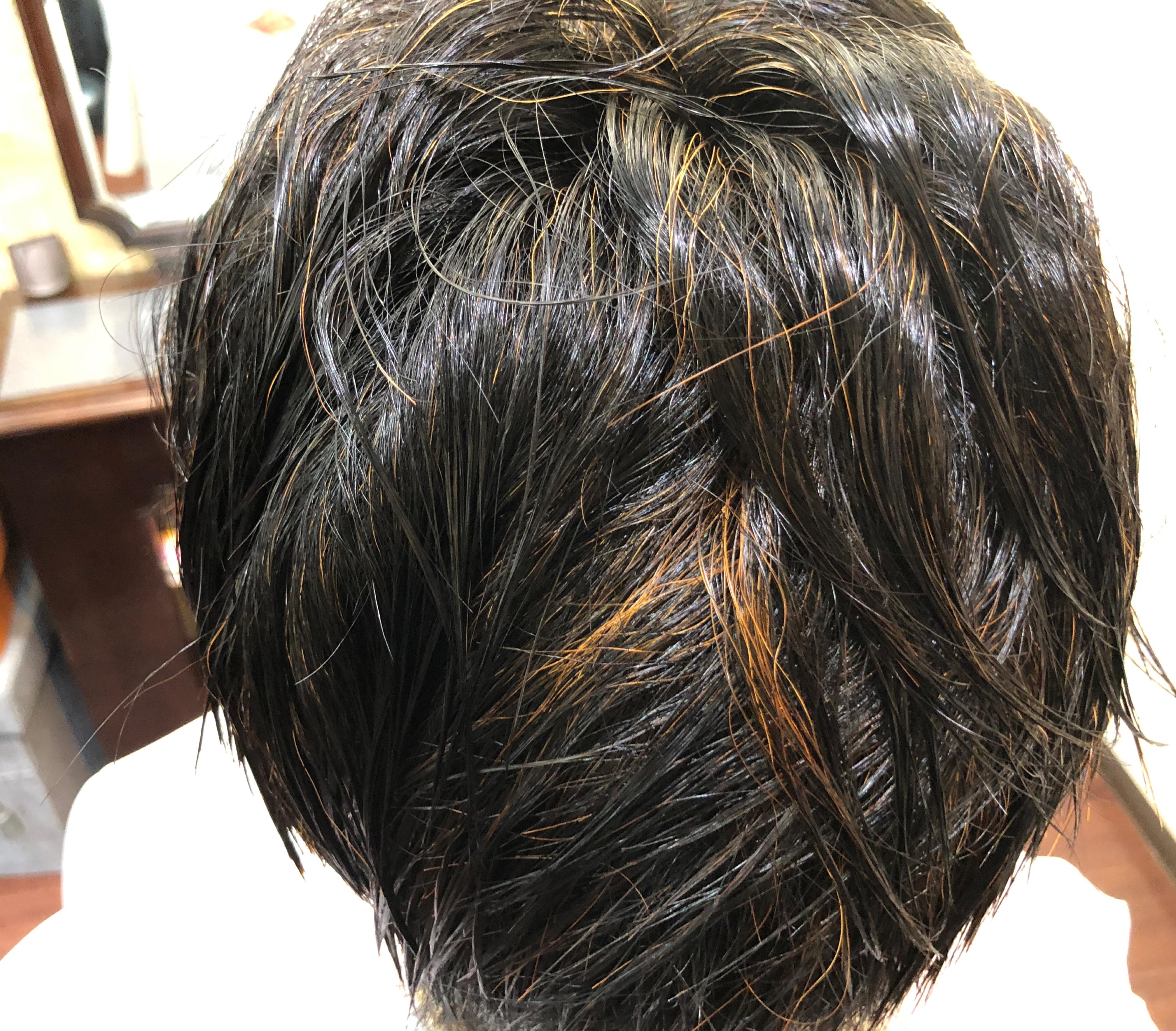 40代、縮毛矯正やめる!夙川アンヌ美容室。(動画)