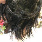 くせ毛が夙川アンヌ美容室ヘナをするようになって髪が扱いやすくなった。