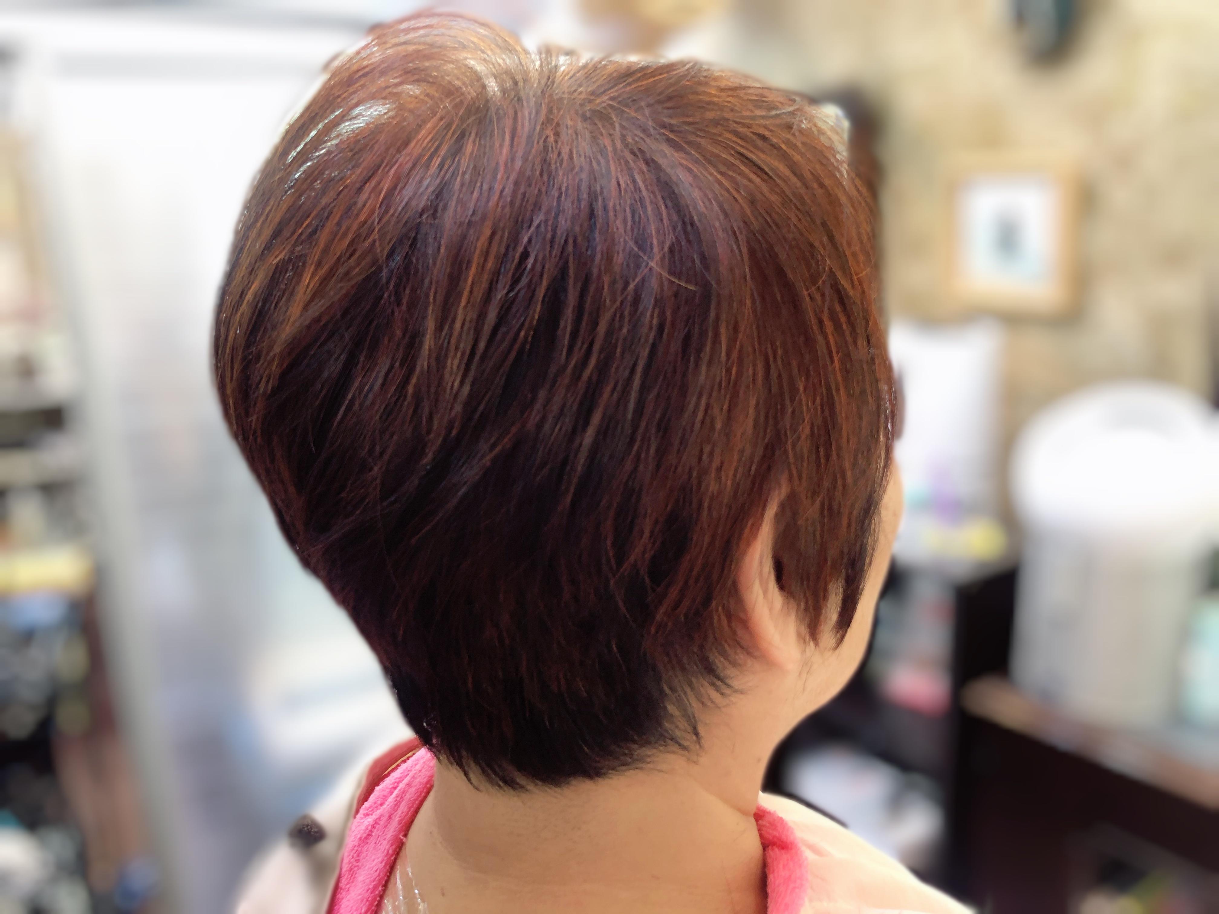 60代髪の悩み解消!手入れが楽な素敵な「ヘアスタイル」楽しんでね!
